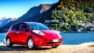 Autoperiskop.cz  – Výjimečný pohled na auta - Nissan slaví v Evropě prodej 75 000 elektromobilů