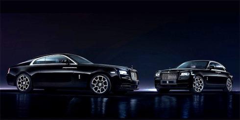 Autoperiskop.cz  – Výjimečný pohled na auta - Společnost Rolls-Royce Motor Cars Prague v Praze slavnostně představila vůz s názvem Wraith Black Badge
