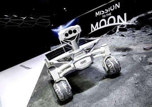 Autoperiskop.cz  – Výjimečný pohled na auta - Part-Time Scientists a Audi lunar quattro jsou připraveni k cestě na Měsíc