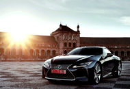 Autoperiskop.cz  – Výjimečný pohled na auta - Bridgestone bude dodávat pneumatiky run-flat pro prvovýbavu luxusního kupé Lexus LC500 a LC500h