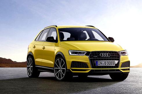 Autoperiskop.cz  – Výjimečný pohled na auta - Prémiové SUV Audi Q3* nyní ještě atraktivnější: jeho prodej v České republice je zahájen
