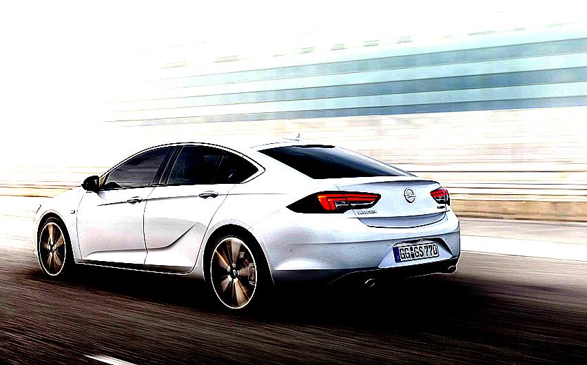 Autoperiskop.cz  – Výjimečný pohled na auta - Nový Opel Insignia Grand Sport bude mít světovou výstavní premiéru na autosalonu v Ženevě v březnu 2017