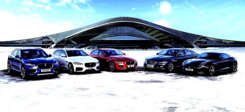 Autoperiskop.cz  – Výjimečný pohled na auta - Jaguar Land Rover v Česku stále roste, prodeje vzrostly o 27 % za rok 2016