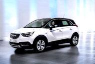 Autoperiskop.cz  – Výjimečný pohled na auta - Zcela nový Opel Crossland X: Městský styl s charakterem SUV: představení na premiéře v Berlíně 1. února
