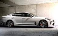 Autoperiskop.cz  – Výjimečný pohled na auta - Zbrusu nový sedan Kia Stinger byl na mezinárodním autosalonu (NAIAS) v Detroitu oceněn prestižní cenou EyesOn Design