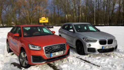 Autoperiskop.cz  – Výjimečný pohled na auta - Audi Q2 vs BMW X1