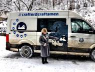 Autoperiskop.cz  – Výjimečný pohled na auta - Čtyřměsíční jízda 30 evropskými zeměmi dokládá spolehlivost Crafteru