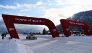 """Autoperiskop.cz  – Výjimečný pohled na auta - Audi podporuje mistrovství světa v alpském lyžování FIS ve Svatém Mořici: Švýcarské letovisko je od 6. do 19. února """"Home of quattro"""""""