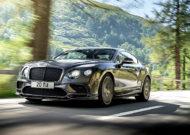 Autoperiskop.cz  – Výjimečný pohled na auta - Bentley v lednu představil svůj dosud nejrychlejší a nejsilnější výrobní model: nové Bentley Continental Supersports