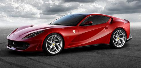 Autoperiskop.cz  – Výjimečný pohled na auta - Ferrari 812 Superfast: Nejvýkonnější a nejrychlejší Ferrari všech dob se představí již v březnu na autosalonu v Ženevě