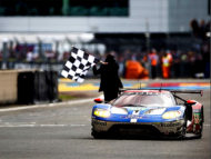 Autoperiskop.cz  – Výjimečný pohled na auta - Vozy Ford GT se i letos v červnu představí na 24 hodin Le Mans v plné sestavě