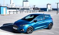Autoperiskop.cz  – Výjimečný pohled na auta - Ford Fiesta ST nové generace nabídne nový tříválcový motor 1.5 EcoBoost o výkonu 147 kW a přepínatelné jízdní režimy