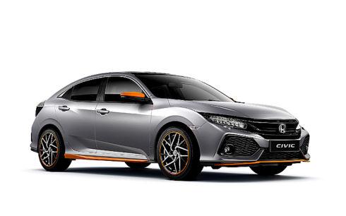 Autoperiskop.cz  – Výjimečný pohled na auta - Zahájení prodeje nového modelu Honda Civic 5D: od 20.3. 2017 v prodeji na všech dealerstvích Hondy!