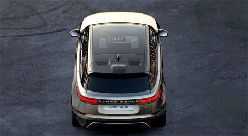 Autoperiskop.cz  – Výjimečný pohled na auta - Nový Range Rover Velar se představí ve světové premiéře 1.března jako nový člen rodiny Range Rover, vyplňuje mezeru mezi modely Range Rover Evoque a Range Rover Sport