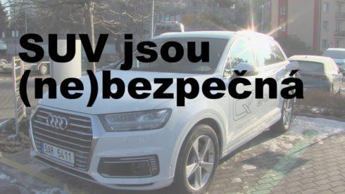 Autoperiskop.cz  – Výjimečný pohled na auta - Audi Q7 e-tron: Jsou SUV tak špatná?