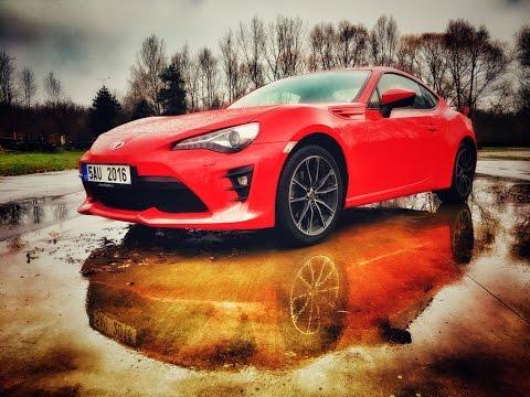 Autoperiskop.cz  – Výjimečný pohled na auta - Toyota GT86 2017