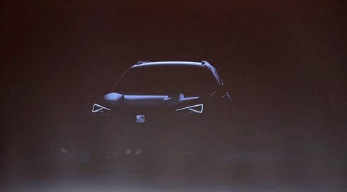 Autoperiskop.cz  – Výjimečný pohled na auta - SEAT posílí svou ofenzivu v segmentu SUV třetím modelem:  nové SUV míří do segmentu nad modelem Ateca a stane se vlajkovou lodí značky SEAT