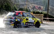 Autoperiskop.cz  – Výjimečný pohled na auta - Andrej Barčák s Opelem ADAM R2 skvěle odstartoval do rally sezony 2017!