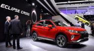 Autoperiskop.cz  – Výjimečný pohled na auta - MITSUBISHI ECLIPSE CROSS byl představen ve světové premiéře jako první zástupce nové generace vozů Mitsubishi Motors