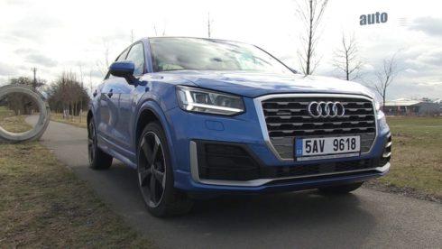 Autoperiskop.cz  – Výjimečný pohled na auta - Audi Q2 2.0 TDi Quattro