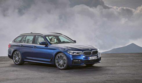 Autoperiskop.cz  – Výjimečný pohled na auta - Nové BMW řady 5 Touring
