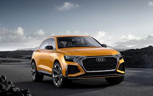 Autoperiskop.cz  – Výjimečný pohled na auta - Audi plánuje výrobu dvou nových modelů Q: crossoveru/SUV Audi Q8 a CUV (Compact Utility Vehicle) Audi Q4