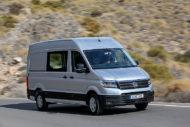 Autoperiskop.cz  – Výjimečný pohled na auta - Velmi podrobná informace o novém Volkswagenu Crafter