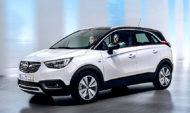 Autoperiskop.cz  – Výjimečný pohled na auta - Všestranný městský crossover Crossland X právě vstupuje na český trh – cena za dobře vybavený model Crossland X Selection začíná na 309 900 CZK