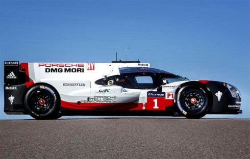 Autoperiskop.cz  – Výjimečný pohled na auta - Společnost Porsche odhalila tento pátek ve světové premiéře nový závodní vůz 919 Hybrid na závodním okruhu Monza (IT)