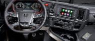 Autoperiskop.cz  – Výjimečný pohled na auta - V nové generaci vozidel Scania můžete používat systém Apple CarPlay