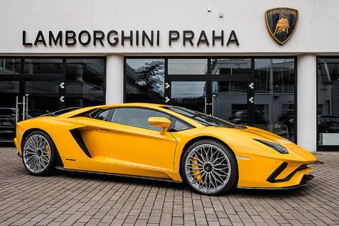Autoperiskop.cz  – Výjimečný pohled na auta - Nová generace  supersportovního Lamborghini Aventador S s výkonnějším motorem V12 s atmosférickým plněním a výkonem 740 k