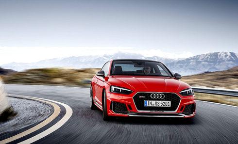 Autoperiskop.cz  – Výjimečný pohled na auta - Druhá generace úspěšného vysokovýkonného kupé Audi RS 5 Coupé vstupuje na český trh: předprodej již zahájen, první vozy převezmou zákazníci v létě