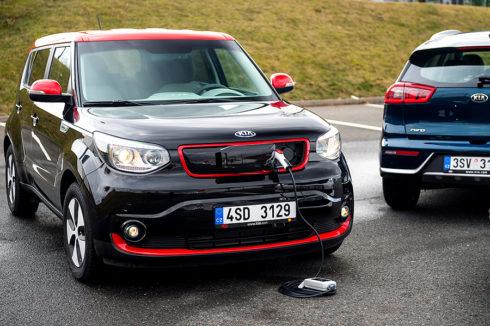 Autoperiskop.cz  – Výjimečný pohled na auta - Kia Soul EV nově nabízí celkový dojezd až 250 km