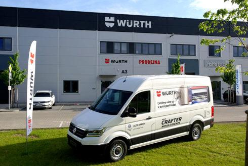 Autoperiskop.cz  – Výjimečný pohled na auta - Volkswagen Užitkové vozy a Würth nabízejí  hodnotné a praktické vnitřní vybavení a regálové systémy pro kvalitní užitkové vozy