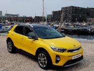 Autoperiskop.cz  – Výjimečný pohled na auta - Kia představila včera v Amsterodamu svůj nový kompaktní crossover Stonic inspirovaný kategorií SUV