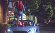 Autoperiskop.cz  – Výjimečný pohled na auta - Nové Audi A8* se objeví v kinech již před svou oficiální světovou premiérou