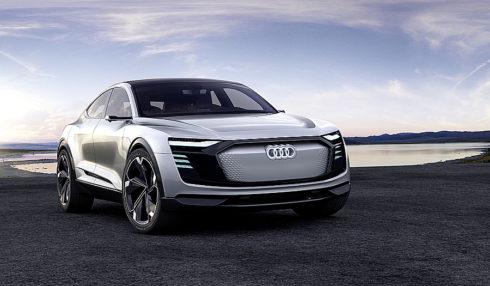 Autoperiskop.cz  – Výjimečný pohled na auta - Druhý elektrický vůz míří do výrobní sítě Audi
