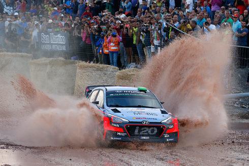 Autoperiskop.cz  – Výjimečný pohled na auta - Hyundai se na Sardinii v rallye chystá zopakovat loňský úspěch