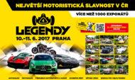 Autoperiskop.cz  – Výjimečný pohled na auta - Letošní unikátní motoristická slavnost LEGENDY se koná již  v sobotu 10. a v neděli 11. června již tradičně v areálu Psychiatrické nemocnice v Praze Bohnicích