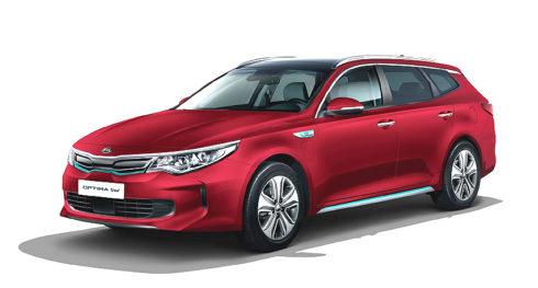 Autoperiskop.cz  – Výjimečný pohled na auta - Rodina Optima je kompletní, na český trh vstupuje Kia Optima Sportswagon Plug-in Hybrid