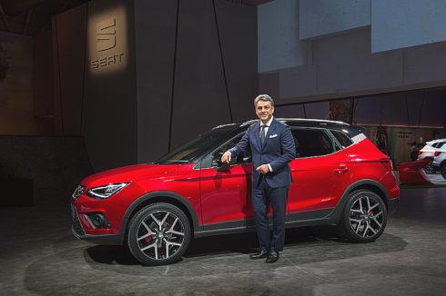 SEAT rozšiřuje nabídku v segmentu SUV: Nový SEAT Arona v prodeji v České republice od listopadu 2017 (velmi podrobná informace)
