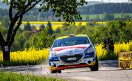 Autoperiskop.cz  – Výjimečný pohled na auta - Peugeot Total Rally Cup bude ve dnech 16. – 17. června pokračovat na jihu Moravy třetím závodem.