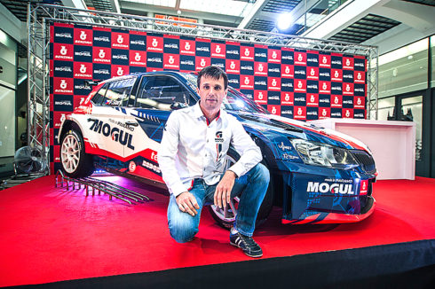 Autoperiskop.cz  – Výjimečný pohled na auta - Roman Kresta zpět v MOGUL Racing Teamu: Fanoušci ho uvidí v sobotu a v neděli 1. a 2. července na závodním speciálu Škoda Fabia R5 na Rally Bohemia.