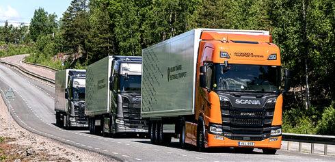 Autoperiskop.cz  – Výjimečný pohled na auta - SCANIA a autonomní nákladní vozidla