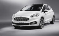 Autoperiskop.cz  – Výjimečný pohled na auta - Nejluxusnější Fiesta na českém trhu : Ford zahajuje prodej verze Vignale