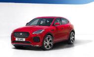 Autoperiskop.cz  – Výjimečný pohled na auta - Nový Jaguar E-PACE – kompaktní výkonné SUV se vzhledem sportovního vozu se do prodeje dostane v lednu 2018