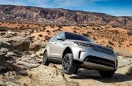 Autoperiskop.cz  – Výjimečný pohled na auta - Goodyear dodává automobilce Jaguar Land Rover originální výbavu pro nové modely Jaguar F-PACE, Land Rover Discovery a Range Rover Velar