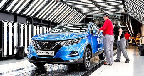 Autoperiskop.cz  – Výjimečný pohled na auta - Výroba nového Nissanu Qashqai v Evropě zahájena