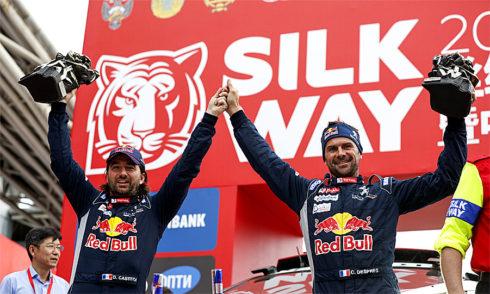 Autoperiskop.cz  – Výjimečný pohled na auta - Peugeot druhým rokem za sebou vítězí v Silk Way Rally