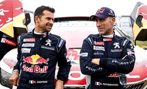 Autoperiskop.cz  – Výjimečný pohled na auta - Peugeot si na 11.etapě v Silk Way Rally připsal šesté umístění na prvním a druhém místě
